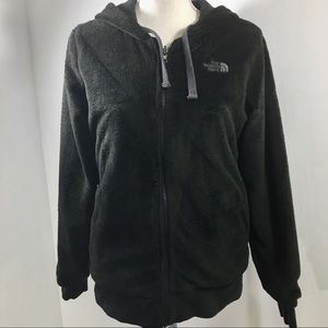 The North Face Osito Reversible Hoodie Jacket M